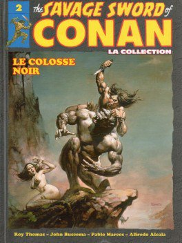 The Savage Sword of Conan - Tome 2 : Le Colosse Noir