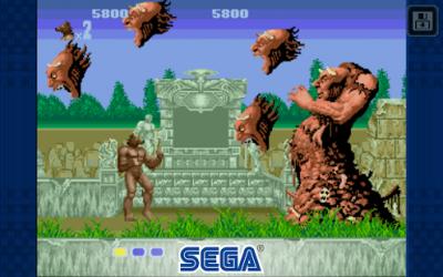 Altered Beast - Sega