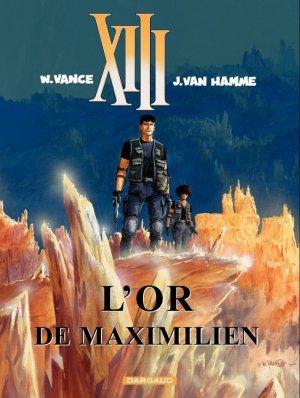 XIII - Tome 16 : L'Or de Maximilien - Vance & Van Hamme