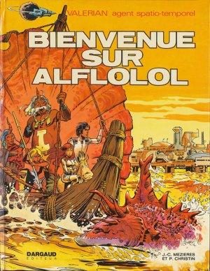 Valérian - Tome 4 : Bienvenue sur Alflolol - Christin & Mézières