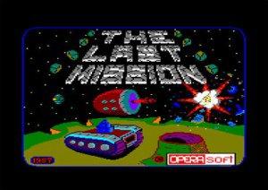 The Last Mission - Opera Soft