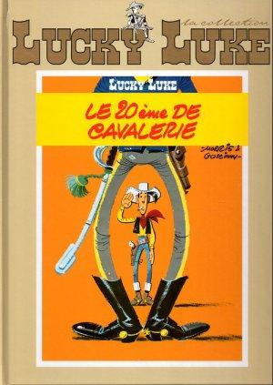 Lucky Luke : Le 20ème de cavalerie - Morris & Goscinny