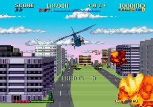 Thunder Blade - Sega
