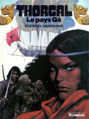 Thorgal - Tome 10 : Le Pays Qâ - Rosinski & Van Hamme