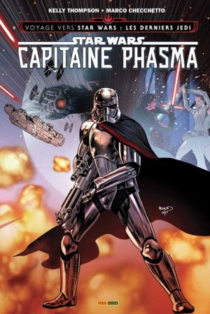 Star Wars - Capitaine Phasma : La Survivante - Thompson & Checchetto