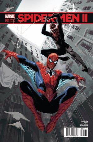 Spider-Men II - Brian M. Bendis & Sara Pichelli
