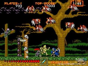 Ghouls'N Ghosts - Capcom