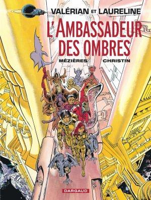 Valérian - Tome 6 : L' Ambassadeur des Ombres - Christin & Mézières
