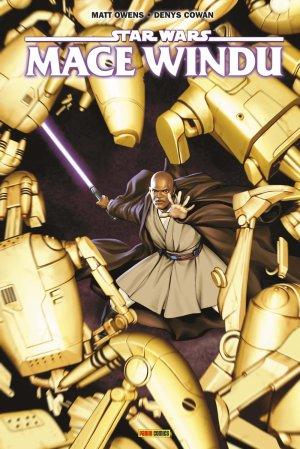 Star Wars - Mace Windu :  Jedi de la République - Owens & Cowan