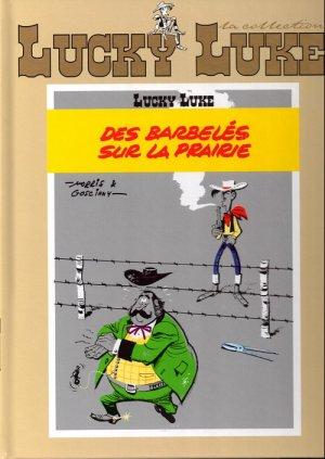 Lucky Luke : Des barbelés sur la prairie - Morris & Goscinny