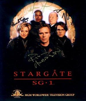 Stargate SG-1 - Saison 1