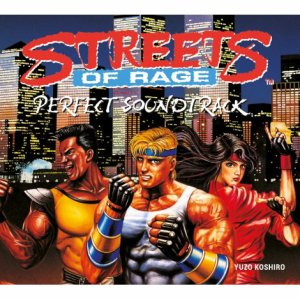 Streets of Rage - Sega