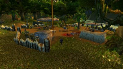 Chroniques de World of Warcraft XI - Retour à Strangleronce