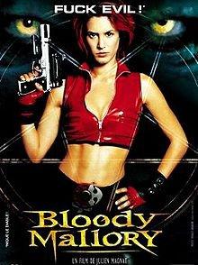 Bloody Mallory - Julien Magnat