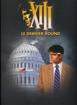 XIII - Tome 18 : Le Dernier Round - Vance & Van Hamme