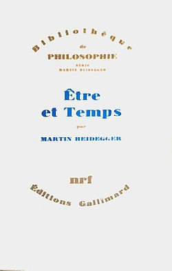 Etre et Temps - Martin Heidegger - Introduction