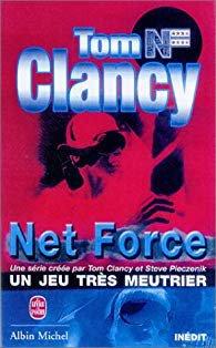Net Force - Tome 1 : Un jeu très meurtrier - Tom Clancy & Steve Pieczenik