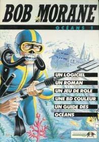 Collection Bob Morane - Infogrames