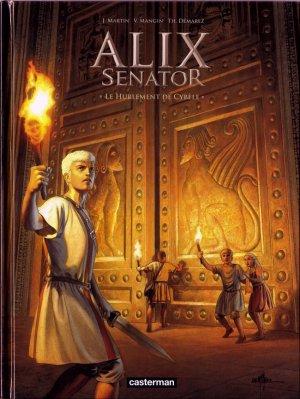 Alix Senator - Tome 5 : Le Hurlement de Cybèle