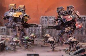 Warhammer 40.000 - Adeptus Titanicus - Games Workshop
