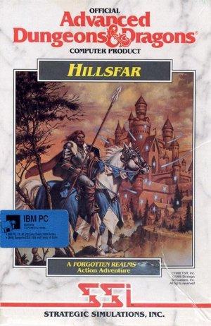Hillsfar - Strategic Simulations Inc;