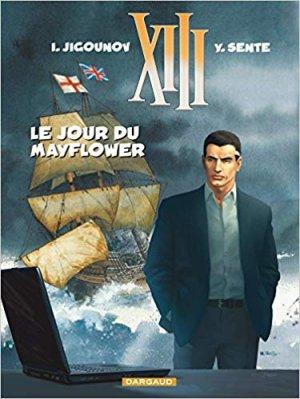 XIII - Tome 20 : Le jour du Mayflower - Jigounov & Sente