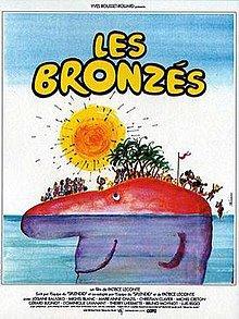 Les Bronzés - Patrice Leconte