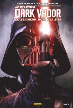 Star Wars -  Dark Vador, le Seigneur Noir des Sith - Tome 2 : Les ténèbres étouffent la lumière