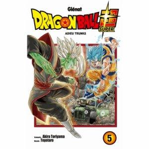 Dragon Ball Super - Tome 5 : Adieu Trunks - Toriyama & Toyotaro