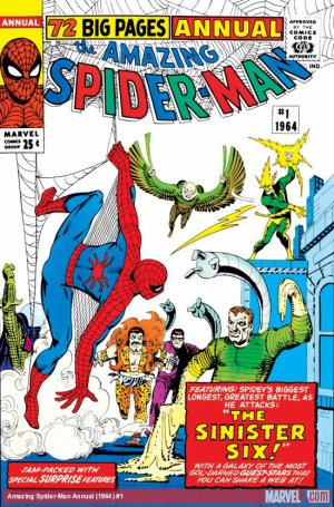 Amazing Spider-Man Annual 1 : The Sinister Six