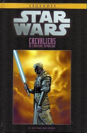 Star Wars Chevaliers de l'Ancienne République - Tome 2  : Ultime Recours