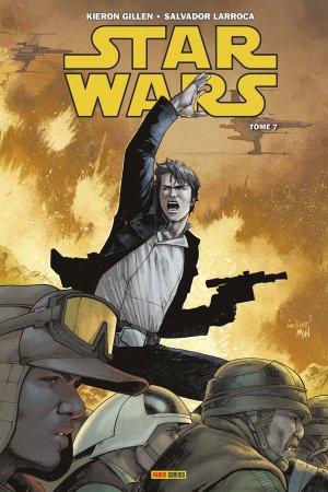 Star Wars - Tome 7 : Les Cendres de Jedha