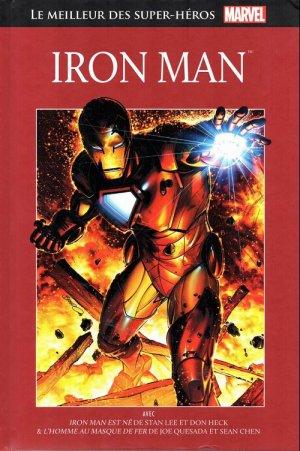 Iron Man : L'Homme au Masque de Fer - Joe Quesada
