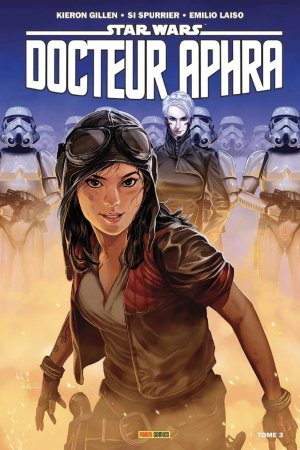 Star Wars : Docteur Aphra - Tome 3 - Hierarchisation
