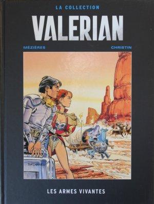 Valérian - Tome 14 : Les Armes vivantes - Christin & Mézières