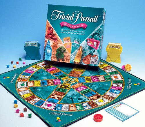 Trivial Pursuit - Hasbro