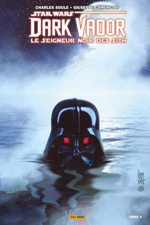 Star Wars - Dark Vador, Seigneur Noir des Sith - Tome 3 : Mers de Feu