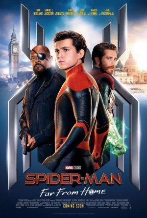 Spider-Man : Far From Home - Marvel Studios