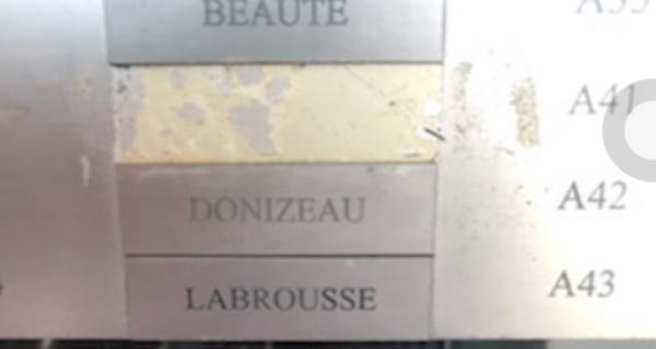 J'ai l'adresse de Maryline elle habite à Port-Saint-Louis-du-Rhône je vous donne les photos