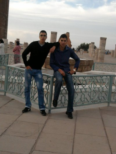 moi et  mon  cousin