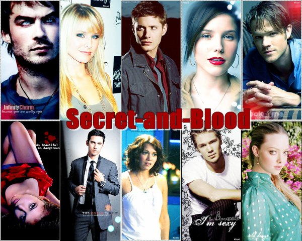 Secret & Blood