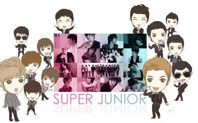 Super Junior {1ère Partie}