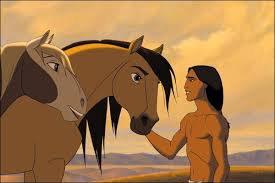 Le cheval c'est trop génial huiiin Lucie.