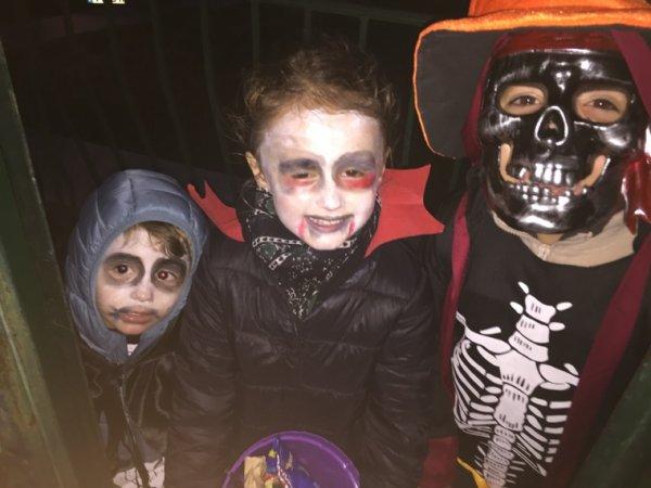 Halloween in Pietraserena