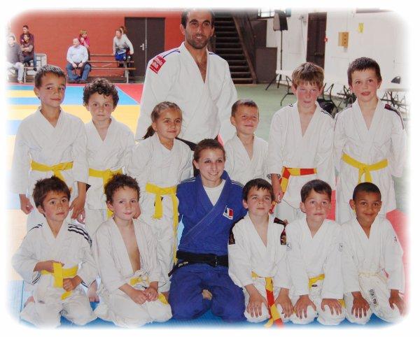 club judo marcheprime