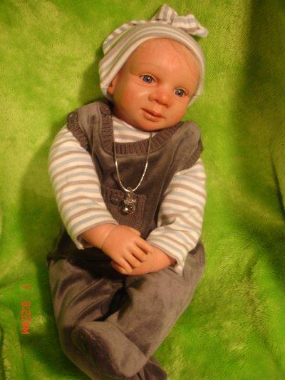 Bébé Reborn - Mathéo .