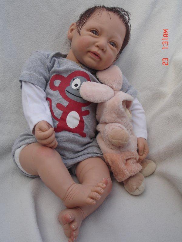 Bébé Reborn - Luanna