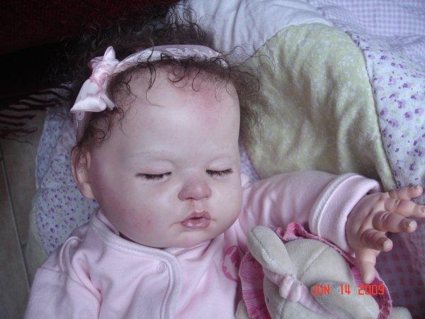 Bébé Reborn - Mathilde