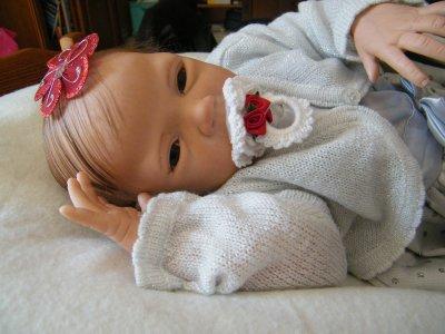 Bébé Reborn - Axelle