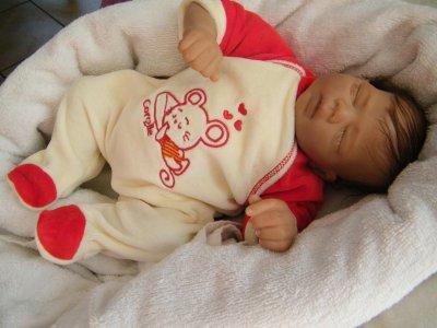 Bébé Reborn - Mathis